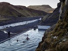 Dan Kois: Iceland's Water Cure - NYTimes Magazine April 2016  Could Iceland's secret to happiness be found in its communal pools?  Photos by Massimo Vitali