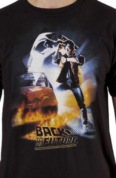 Michael J Fox Back To The Future Shirt