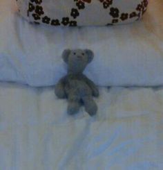 Lost on 02 Aug. 2015 @ Ibis Budget Hotel London Hounslow. Missing - PLEASE HELP! A week ago my daughter lost her cuddle bear at the Ibis Budget Hotel London Hounslow. It means a lot to her and she is extremely sad. Did anybody see this cute toy? Thanks a ... Visit: https://whiteboomerang.com/lostteddy/msg/17h0ue (Posted by Annette on 08 Sep. 2015)