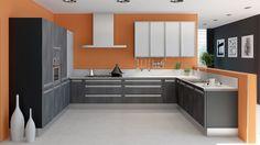 Modernit keittiöt - nykyaikaisen tyylikkäät keittiökalusteet