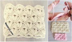 ETAMİN,KANAVİÇE VE İĞNE NAKIŞI TARİFLERİ   Nazarca.com Crochet Doilies, Crochet Hats, Baby Knitting Patterns, Handmade Toys, Blanket, Crocheted Afghans, Tricot, Creativity, Crochet Projects