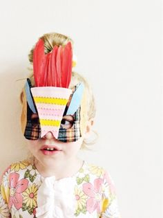 Tutorial mask without sewing machine!