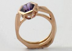 The Sculptural Beauty of Vintage Inspired Engagement Rings Vintage Inspired Engagement Rings, Designer Engagement Rings, Opal Rings, Gold Rings, Art Deco Ring, Wedding Accessories, Amethyst, Sculpture, Jewels