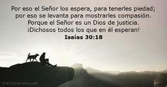 Isaías 30:18 - dailyverses.net
