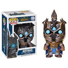 World of Warcraft Arthas Pop! Vinyl Figure - Funko - World of Warcraft - Vinyl Figures at Entertainment Earth