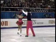 Isabelle Brasseur-Lloyd Eisler SP 1992 World Figure Skating Championships