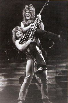 """Im going off the rails on the crazy train"" ""I know things are going wrong for me, but you gotta listen to my words""     epic guitar solo by: Randy Rhoads"