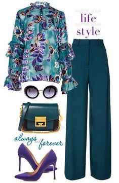 Work Fashion, Hijab Fashion, Trendy Fashion, Fashion Looks, Fashion Outfits, Womens Fashion, Fashion Trends, Classy Outfits, Chic Outfits