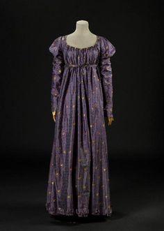 Dress 1802-1803 Musée Galliera de la Mode de la Ville de Paris