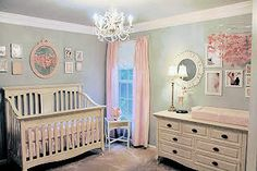 A gallery of gray baby nurseries! Which shade of grey is best for your decorating project?