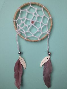 How to Make a Dreamcatcher With Things Around the House