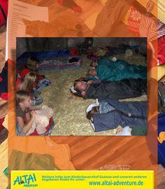 Kinder von 6 - 12 Jahren sind dazu eingeladen, einmal eine Woche lang selbst ein bauer zu sein. Ihr fahrt mit dem Traktor in den Kuhstall, helft beim ausmisten der Schweine, füttert Ziegen und Kaninchen und könnt beim Wettmelken an Holzkuh Erika Geschick beweisen. Mehr Infos erhaltet ihr auf www.altai-adventure.de