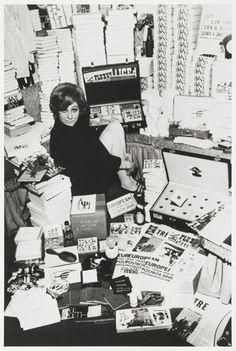 Artists' Books and Multiples: Origins of the Fluxus European Mail-order Warehouse/Fluxshop Fluxus Art, Wes Wilson, Nam June Paik, John Cage, Box Art, Art Boxes, Museum Of Modern Art, Art Festival, Mail Art