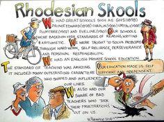 Very good schools Self Reliance, History Online, Great Schools, Lest We Forget, My Roots, Private School, School Fun, Problem Solving, Childhood Memories