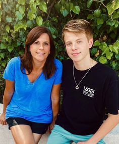 Happy Mother S Day, Happy Mothers, Carson Lueders, You Mean The World To Me, My Mom, T Shirts For Women, Cute, Pictures, Tops