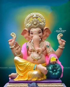 Top 20 Lord Ganesha Images To Dawnload For Free Shri Ganesh Images, Durga Images, Ganesha Pictures, Ganpati Bappa Photo, Ganpati Picture, Happy Ganesh Chaturthi Images, Ganesh Chaturthi Photos, Ganesh Bhagwan, Krishna Statue