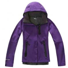 Fantastic Purple Softshell Jacket