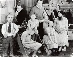 Circus Freakshow...in the 1800's and early 1900's many deformed and disabled children were sold to traveling circuses. Many of these people lived better lives in the circus than if they'd stay home.