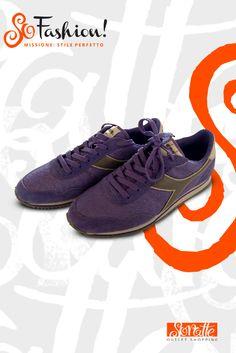 Scarpe da ginnastica DIADORA, Prezzo retail €55 - Prezzo outlet €26,90.