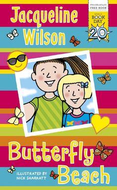 Butterfly Beach • English Wooks