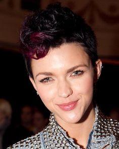 faux hawk haircut for women