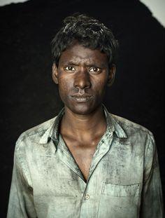 Coal Miners by Ken Hermann