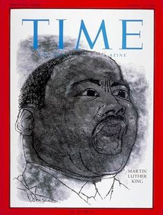 Martin Luther King by Ben Shahn