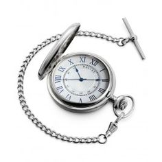 Buy Dalvey Full Hunter Pocket Watches for less at Pen Chalet. Shop online and save with our discount prices on Dalvey Full Hunter Pocket Watches. Luxury Pens, Wedding Gifts For Groomsmen, Steel Detail, Pocket Watch Antique, Watches For Men, Men's Watches, Fashion Accessories, Silver, Pocket Watches