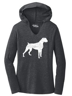 Dog Hoodie, Dog Shirt, Cool Shirts, Tee Shirts, Tees, Boxer Dogs, Branded T Shirts, Fashion Brands, Raw Edge