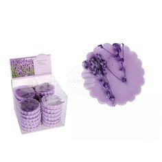 Duftmelts, Lavendel, ca. 18 g, 24 Stück im Display aus Großhandel und Import
