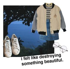 """""""Paradise Lost"""" by elanorbrooke on Polyvore featuring Alice + Olivia and adidas"""