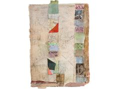 Mixed media on paper by Sigrid Burton