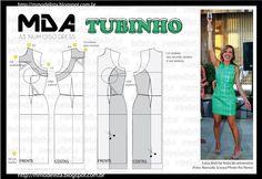 ModelistA: A3 NUMo 0150 DRESS