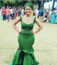 Lesotho Seshoeshoe Designs 2018 : Beautiful Shweshwe Dress DesignsLatest Ankara Styles and Aso Ebi Styles 2020