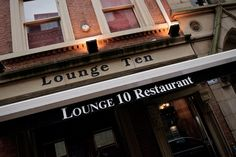 Behind a Grade II listed facade is a unique dining speakeasy experience like you've never experienced before.  www.lounge10.co.uk Facade, Broadway Shows, Lounge, Restaurant, Dining, Gallery, Unique, Airport Lounge, Food