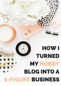 In less than 2 years I have been able to turn my hobby blog into a fully fledged 6-figure income generating business using simple consistent strategies! If you're a blogger, entrepreneur, small business owner or mompreneur, click here to find out how I did it!