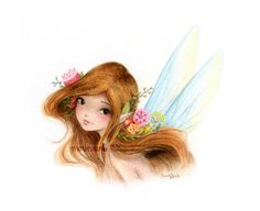 Flower fairy on movezerb.com