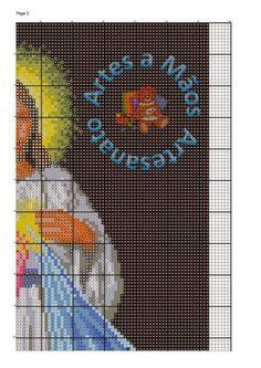 ♥Meus Gráficos De Ponto Cruz♥: Imagens Religiosas
