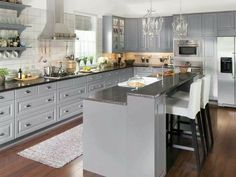 gray ikea kitchen cabinets rI9WcJ1T