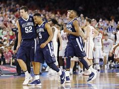 Villanova shoots its way to national championship game