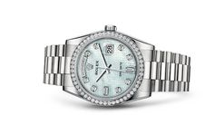 Rolex Day-Date 36 Watch: Platinum - 118346