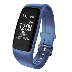 Whatsapp Reminder Smart Bracelet Sports Fitness Tracker Dynamic Heart Rate Wristband Passometer Watch for IOS Android Fit Band