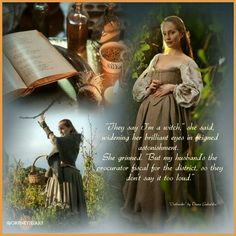 Outlander-- the moth dress & the felted shawl