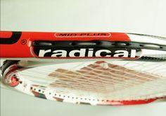 My Tennis raquet