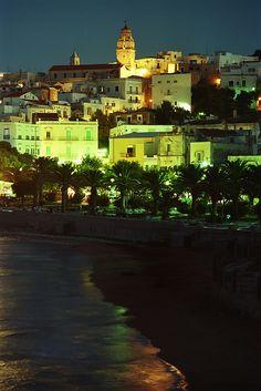 Vieste  Puglia  Italy  #travel #travelphotography #travelinspiration #italy