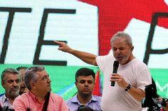"""Política na Rede: Lula defende mensaleiros, ataca Joaquim Barbosa e diz que quer """"justiça"""""""