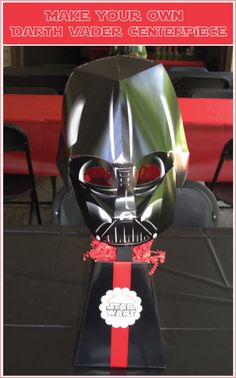 darth vader birthday party ideas   charts for boys birthday party themes. And we loved this Darth Vader ...