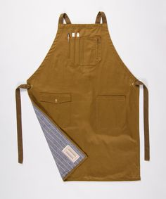 Shop Apron. The Worker's Uniform by OMFGCOLLAB x with Bridge & Burn.