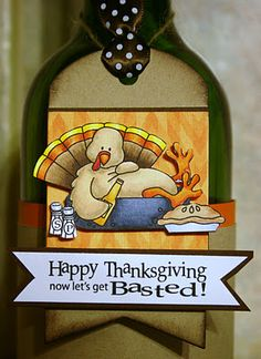 happy thanksgiving now lets get basted......Paper Perfect Designs: Whimsie Doodles Challenge - Tag, You're it!