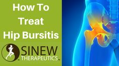 How to treat hip bursitis and speed recovery using herbal remedies the Chinese Warriors used to heal their battlefield injuries.